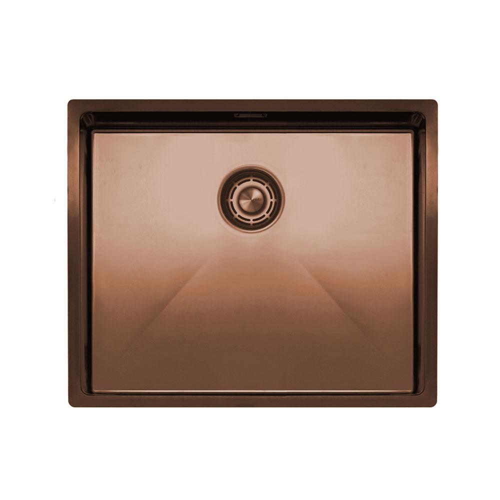 Copper Kitchen Basin - Nivito CU-500-BC