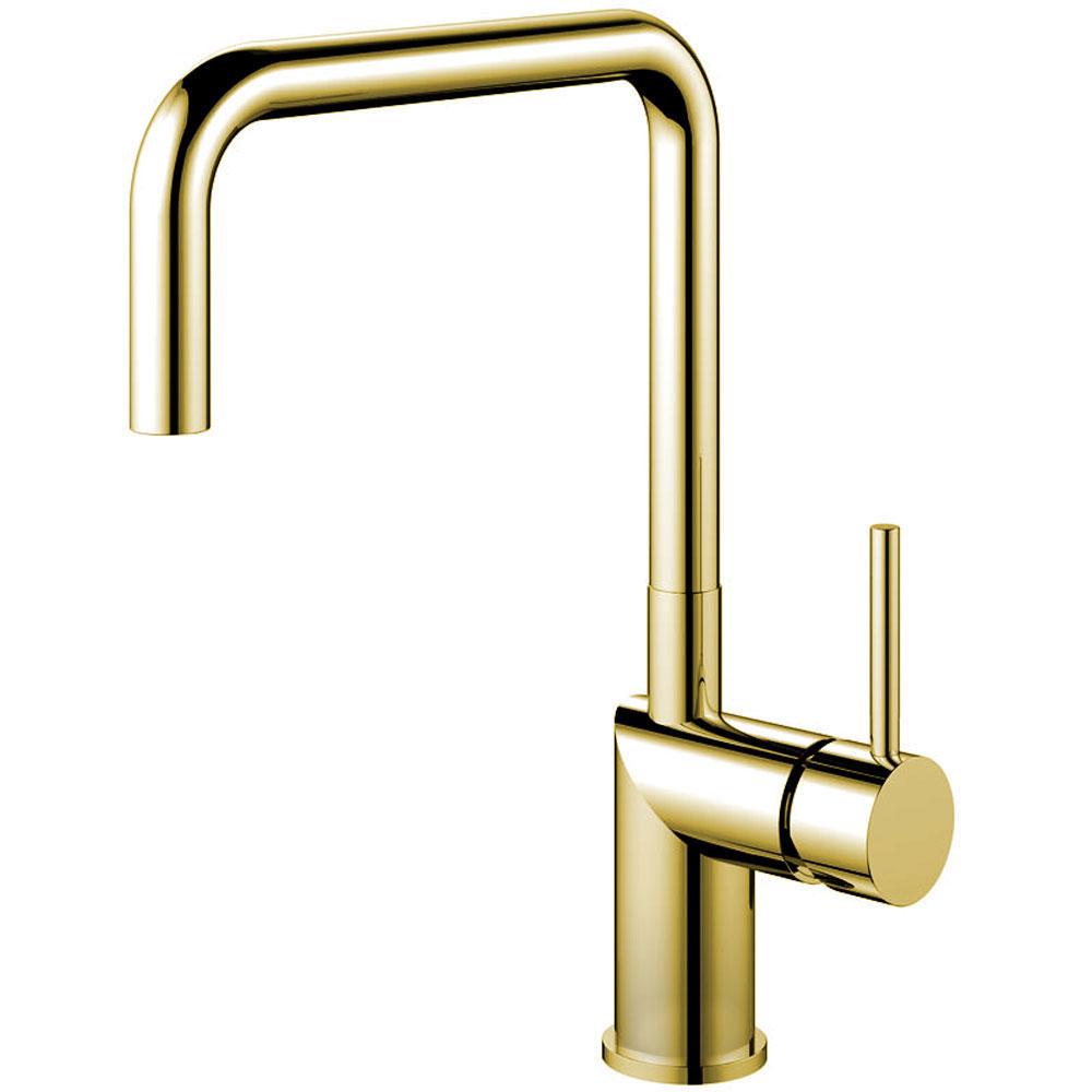 Brass/Gold Kitchen Faucet - Nivito RH-360