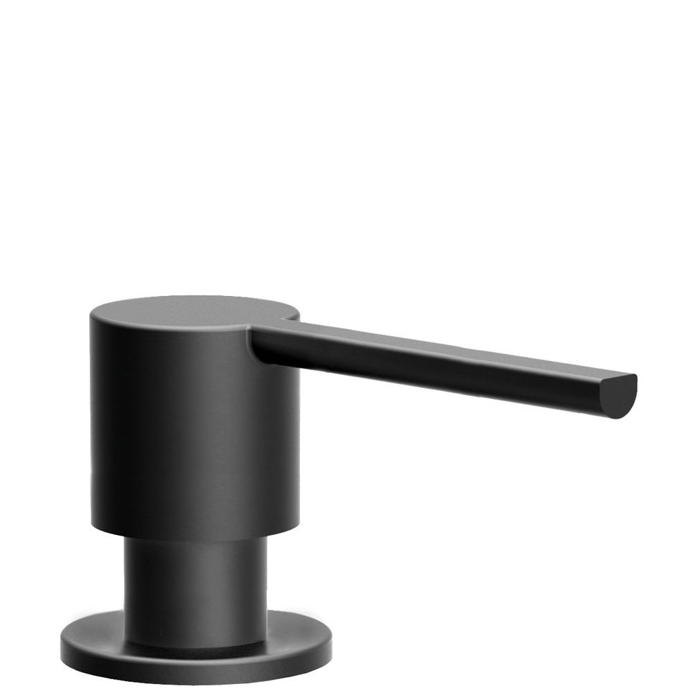 Black Soap Dispenser - Nivito SR-BL