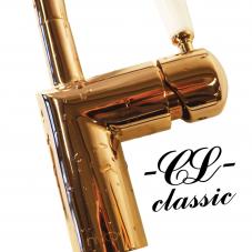 Copper Kitchen Faucet - Nivito 1-CL-170