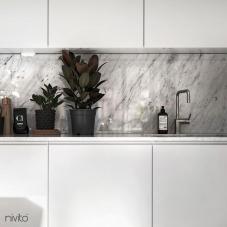 Stainless Steel Kitchen Faucet - Nivito 1-RH-300