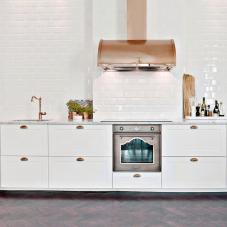 Copper Kitchen Faucet - Nivito 4-CL-170