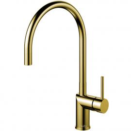 Brass/gold Kitchen Faucet - Nivito RH-140