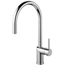 Single Hole Kitchen Faucet Pullout hose - Nivito RH-110-EX