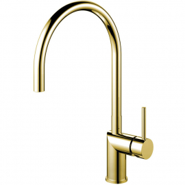 Brass/gold Kitchen Faucet - Nivito RH-160