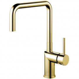 Brass/gold Kitchen Faucet - Nivito RH-360